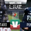 Resultado y goles del Querétaro 4-3 Pumas de la Liga MX 2017