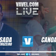 Jogo Sada Cruzeiro x Canoas ao vivo pelas quartas de final da Superliga Masculina de Vôlei