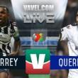 Monterrey vs Querétaro en vivo online en la Liga MX (0-0)