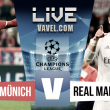 Score and Goals of Bayern Munich 1-2 Real Madrid in UCL 2017