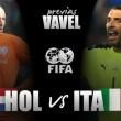 Previa Holanda -Italia:todas las miradasalAmsterdam Arena