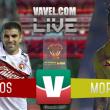 Resultado y goles del Xolos 0-2 Monarcas de la Copa MX 2017