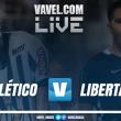 Jogo Atlético-MG x Libertad AO VIVO hoje na Copa Libertadores (0-0)