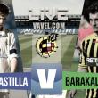 Castilla vs Barakaldo: en vivo online, en Segunda B 2017 AHORA
