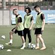 Entreno con el Albacete en mente