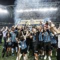 Com emoção! Grêmio bate Internacional nos pênaltis e conquista bicampeonato gaúcho