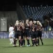 Montpellier e Lyon avançam na Champions Feminina com goleadas