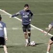 El Real Madrid ya prepara el partido contra el Deportivo