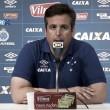 Após erros recorrentes, Bruno Vicintin demonstra insatisfação com arbitragem