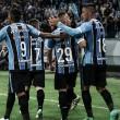 Barrios marca hat-trick e Grêmio goleia Guaraní-PAR para liderar Grupo 8 da Libertadores