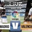 Jogo Real Madrid x Valencia AO VIVO agora no Campeonato Espanhol (0-0)