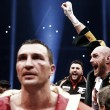 Tyson Fury becomes World Heavyweight Champion with UD over Wladimir Klitschko