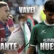 Previa Levante UD - SD Huesca: en busca de un récord para la historia