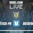 Jogo Atlético-PR x Botafogo AO VIVO no Campeonato Brasileiro 2017