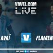 Jogo Flamengo x Avaí AO VIVO online no Campeonato Brasileiro 2017 (0-0)