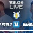 São Paulo x Grêmio AO VIVO agora no Campeonato Brasileiro (0-1)