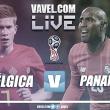 Bélgica vs Panamá en vivo y en directo online en Mundial Rusia 2018