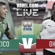 México vs Ghana EN VIVO hoy (1-0)