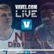 NBA Draft 2018 LIVE - La diretta chiamata per chiamata