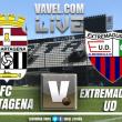 Resumen Cartagena vs Extremadura en playoff de ascenso a Segunda División 2018