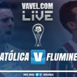Universidad Católica x Fluminense AO VIVO na Copa Sul-Americana 2017 (1-2)