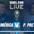 Resultado Sol de America x Ponte Preta na Sul-Americana 2017 (1-3)