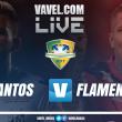 Santos x Flamengo AO VIVO hoje na Copa do Brasil 2017 (0-0)