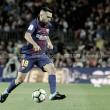 """Jordi Alba: """"Da igual el tipo de marcaje, siempre se irá de sus rivales"""""""