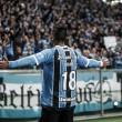 """Barrios valoriza vantagem mínima na ida da semifinal: """"A gente sabia que seria um jogo difícil"""""""
