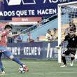 """Isma López: """"Gran parte de nuestros objetivos pasan por El Molinón"""""""