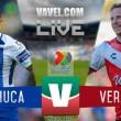 Resultado y goles del Pachuca 4-1 Veracruz de la Liga MX 2017