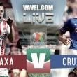 Necaxa vs Cruz Azul en vivo en tiempo real en Liga MX 2017 (0-0)