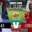 Resultado y goles del Atlas 1-1 Lobos BUAP de la Liga MX 2017