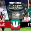 Chivas vs Atlas en vivo online en Copa MX 2017 (0-0)