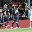 Em jogo de opostos, líder Barcelona vence e mantém Málaga na lanterna