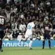 El Real Madrid se aprovecha de un Eibar 'en blanco'
