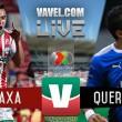 Necaxa vs Querétaro en vivo online en Liga MX 2017 (0-0)