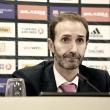 Sito Alonso: ''Destaco el compromiso y la solidaridad de mi equipo''