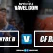 Previa Espanyol B - CF Reus: Vuelve el fútbol con un derbi de nivel