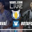 Jogo Avaí x Botafogo AO VIVO agora pelo Campeonato Brasileiro 2017 (0-0)