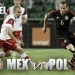 Previa Polonia - México: La última prueba del año