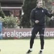 """Rubén Baraja: """"Me quedo con lo positivo, la predisposición del equipo"""""""