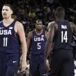 Team USA schiacciasassi: ad Oakland è 107-56 alla Cina in preparazione a Rio