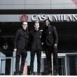 Milan oficializa chegada de três reforços no último dia da janela de transferências