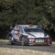 La suerte no acompaña a los españoles en el Rallye de Alemania