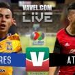 Tigres vs Atlas en vivo online en Liga MX 2018