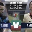 Resultado y goles del Querétaro 1-1 América en Liga MX 2018