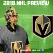 Vegas Golden Knights season preview 2018-19