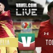 Resultado y gol del partido Monarcas Morelia 0-1 Toluca en Liga MX 2018