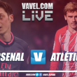 Arsenal vs Atlético de Madrid en vivo y en directo online en Europa League 2018